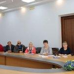 Світлина. Відбулося засідання комітету щодо забезпечення доступності інвалідів та інших маломобільних груп населення. Безбар'ерність, інвалідність, доступність, засідання, Херсон, інфраструктура