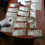 Світлина. На Житомирщині поліцейські затримали посадовця після отримання хабара. Закони та права, інвалідність, неправомірна вигода, хабар, Житомирщина, посадовець