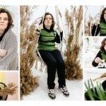 Світлина. День іншого життя! У Дрогобичі для осіб з обмеженими фізичними можливостями організували благочинну фотосесію. Новини, фотосесія, БФ Карітас, Дрогобич, Оля Радіонова, проект Краса всередині