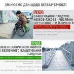 В Україні нарешті будуватимуть безпечні пандуси — з квітня вступили в дію нові ДБН