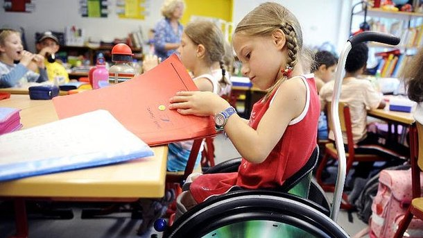 Инвалидность – не приговор: особенности инклюзивного образования в Европе и перспективы в Украине (ВИДЕО)