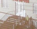 Вперше в місті замість пандусу для інвалідів зроблять підйомник. переяслав-хмельницький, кав'ярня, пандус, пристосування, підйомник, stairs, house. A close up of a cage