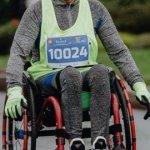 Світлина. Благодаря силе воле и гордости за Украину, – криворожская инваспортсменка о 2 месте на соревнованиях в Польше. Спорт, инвалидная коляска, спортсменка, соревнование, Польша, Надежда Дмитрюк