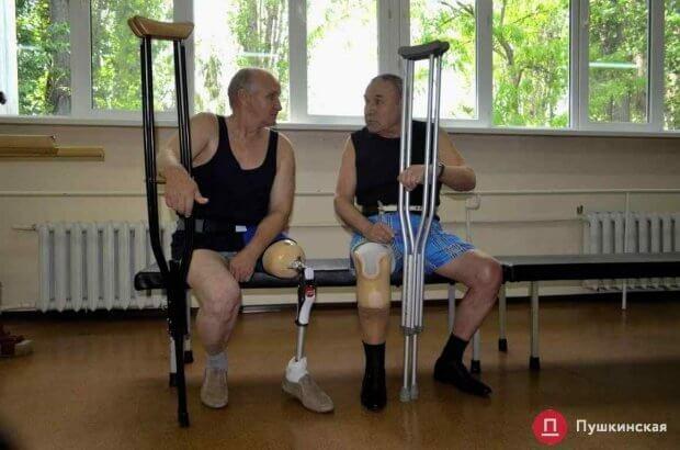 Поставить на ноги: где в Одессе производят протезы и сколько это стоит (ФОТО) ОДЕССА ИНВАЛИДНОСТЬ ПРОТЕЗ ПРОТЕЗНО-ОРТОПЕДИЧЕСКИЙ ЦЕНТР РЕАБИЛИТАЦИОННЫЙ ЦЕНТР