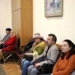 Світлина. У Житомирі презентували VII аудіокнигу проекту «Слухай, читачу!». Новини, вади зору, презентація, Житомир, аудіокнига, проект Слухай читачу!