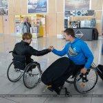 Світлина. У Харкові пройде міжнародний турнір з тенісу. Спорт, змагання, інвалідний візок, турнір, теніс, Kharkov Open