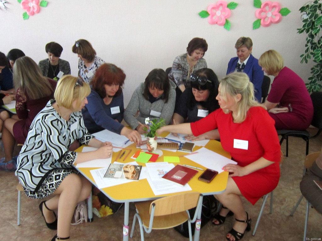 Педагогів ЗДО вчать працювати з дітьми з особливими освітніми потребами