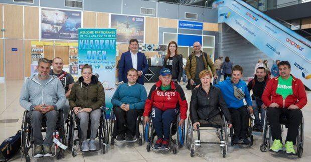 У Харкові пройде міжнародний турнір з тенісу. kharkov open, змагання, теніс, турнір, інвалідний візок