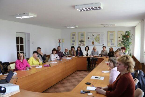 Наскільки реальною є інклюзія в наших ПТУ, говорили в Тернополі. пту, тернопіль, лекторій, суспільство, інклюзія