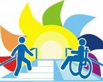 Інклюзія без ілюзій: приклади впровадження інклюзивної освіти на Полтавщині. полтавщина, соціалізація, інвалідність, інклюзивна освіта, інклюзія, cartoon, design, graphic, illustration, vector, poster, typography, vector graphics. A close up of a logo