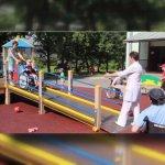 Парк для особливої малечі: в Чернігові планують створити інклюзивний ігровий комплекс (ВІДЕО)