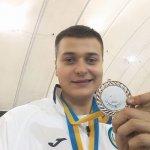 Ужгородський фехтувальник Максим Магула: «Боротимуся в Токіо за медаль паралімпіади»