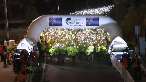 Wings for Life World Run: як українці бігли одночасно зі світом. wings for life world run, благодійний забіг, дослідження, лікування, травма спинного мозку