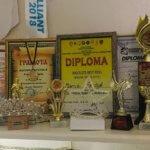 Світлина. Сонячна 13-річна вінничанка перемогла у міжнародному конкурсі краси. Конкурси, синдром Дауна, перемога, відзнака, INTERBRILLIANT WORLD Spring 2019, Марія Гнатик