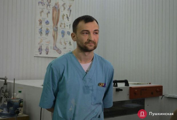 Поставить на ноги: где в Одессе производят протезы и сколько это стоит. одесса, инвалидность, протез, протезно-ортопедический центр, реабилитационный центр