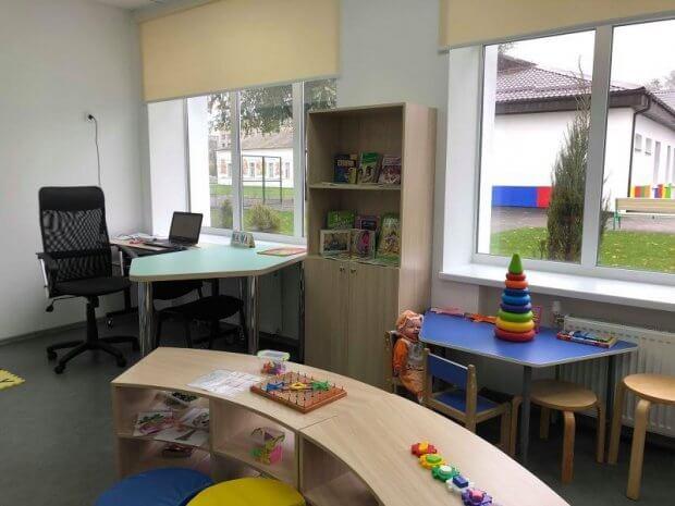 У Голопристанському районі облаштують 4 ресурсні кімнати для дітей. голопристанський район, дозвілля, особливими освітніми потребами, ресурсна кімната, інклюзія