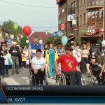 Міжнародний відкритий фестиваль «Долина нарцисів» два дні тривав у Хусті (ВІДЕО)