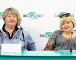 Дніпро стане зручнішим для людей з інвалідністю. дніпро, доступність, суспільство, інвалідність, інклюзія, human face, person, clothing, smile, screenshot, woman. A group of people looking at the camera