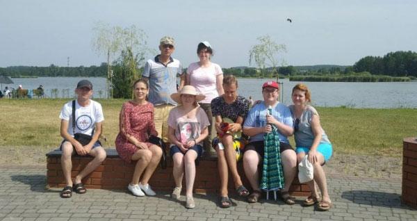 Молодь з особливими потребами з Сокальщини взяла участь у міжнародних змаганнях з риболовлі у Польщі