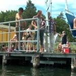 На Славкурорте – новые условия для купания инвалидов