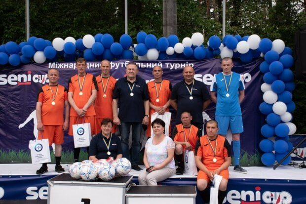 Два дитячі будинки-інтернати представлятимуть Україну на міжнародному турнірі Seni Cup у Польщі. seni cup 2019, польща, будинок-інтернат, змагання, футбол