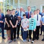 Світлина. В Одесі відкрито перший Інклюзивно-ресурсний центр для особливих дітей. Навчання, інвалідність, особливими освітніми потребами, інклюзивно-ресурсний центр, Одеса, патронат