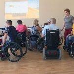 У Коломиї провели навчальний курс «Інвалідність - не обмежує, обмежує дискримінація» (ВІДЕО)