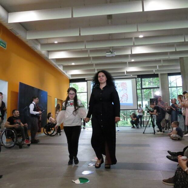 Львів'янки відкрили ательє, аналогів якому немає в Україні. lady di atelier, львів, ательє, одяг, інвалідність