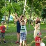Світлина. У СОК «Супутник» організовані відпочинкові зміни для інклюзивних дітей. Новини, інвалідність, відпочинок, табір, Кременчук, СОК Супутник