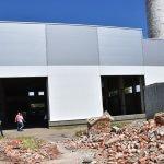 Світлина. Петро Грицик відвідав недобудований спортивно-реабілітаційний центр в Ужгороді. Реабілітація, Ужгород, будівництво, інвалід АТО, спортивно-реабілітаційний центр, фінансова підтримка