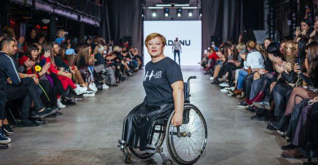 У Харкові відкриють перше в Україні інклюзивне модельне агентство