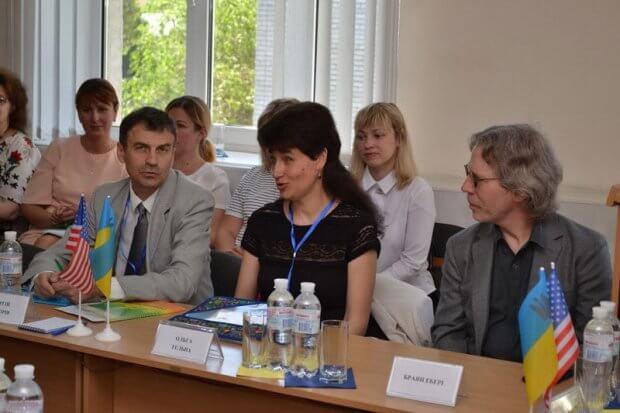 Створено всеукраїнський консорціум з інклюзивної освіти, де увійшов і Прикарпатський університет. консорціум, конференція, співпраця, інклюзивна освіта, інклюзія