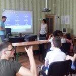 Веселка професійних мрій: у Кропивницькому діти з вадами слуху узяли участь у профорієнтаційній грі (ФОТО)