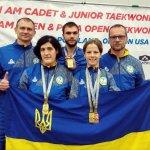 Вінничанин із зав'язаними руками виграв чемпіонат з паратхеквондо у США