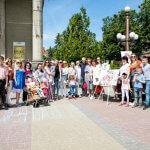 Світлина. У Тернополі за допомогою фотопроекту показали, що усі обмеження лише в нашій уяві. Новини, інвалідність, суспільство, Тернопіль, фотовиставка, фотопроект