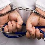 На Вінниччині лікар-хірург, за вимагання неправомірної вигоди від АТОвця, отримав реальний строк покарання у виді 5 років позбавлення волі