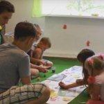 У СОК «Супутник» організовані відпочинкові зміни для інклюзивних дітей (ФОТО, ВІДЕО)