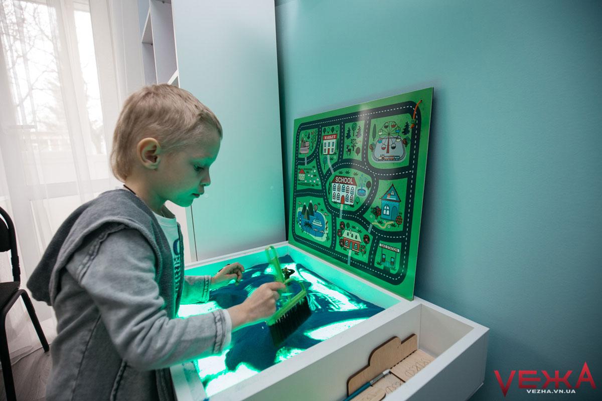 У Вінниці планують створити ще один інклюзивно-ресурсний центр для дітей з особливими потребами