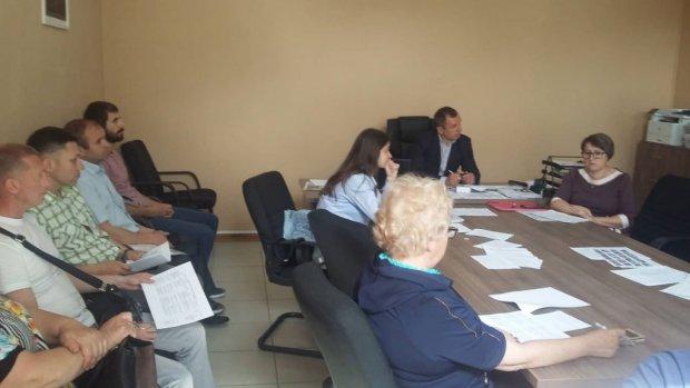 Комітет доступності виступить із зверненням до депутатів міської ради про фінансування пандусів. коломия, доступність, засідання, пандус, інвалідність