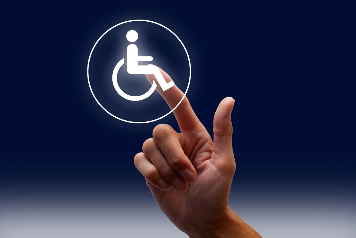 До уваги осіб з інвалідністю