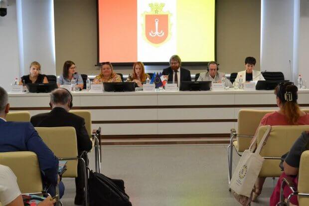 В Одесі успішно впроваджують систему раннього втручання і реабілітації дітей з інвалідністю. одеса, проєкт twinning, раннє втручання, реабілітація, інвалідність