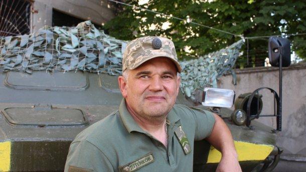 Головний сержант Сергій Улетінков. сергій улетінков, миротворець, поранений, старшина, інвалідність