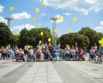 В Харькове открыли Школу моделей первого в Украине инклюзивного модельного агентства (ФОТО). харьков, школа моделей, инвалидность, инклюзия, толерантность