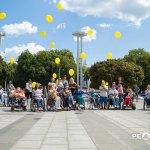 В Харькове открыли Школу моделей первого в Украине инклюзивного модельного агентства (ФОТО)