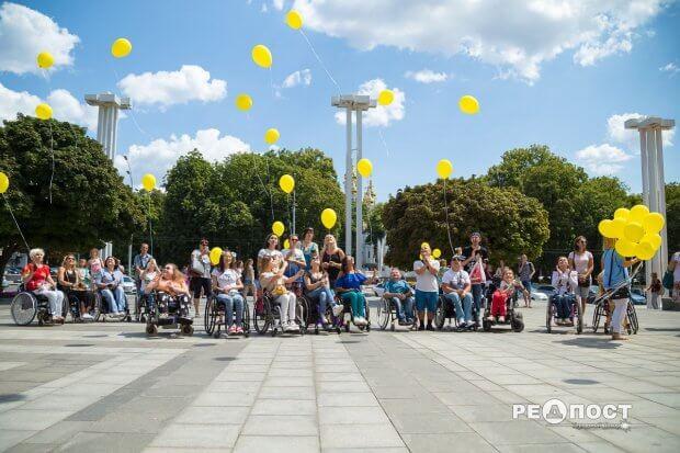 В Харькове открыли Школу моделей первого в Украине инклюзивного модельного агентства. харьков, школа моделей, инвалидность, инклюзия, толерантность