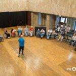 Світлина. В Харькове открыли Школу моделей первого в Украине инклюзивного модельного агентства. Новини, инвалидность, инклюзия, Харьков, толерантность, Школа моделей