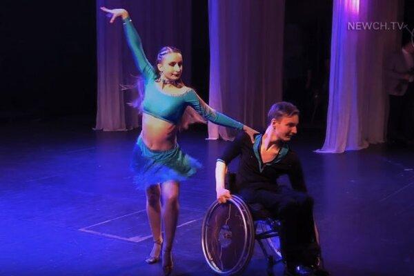 Скандал зі школярем на інвалідному візку в Чернігові отримав несподіваний фінал. чернігів, скандал, танець, інвалідний візок, інвалідність
