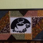 Світлина. Диво-картини із круп, бобів, кави, бісеру створює умілець з Тернопільщини. Життя і особистості, інвалідність, творчість, картина, натхнення, Роман Шиманський