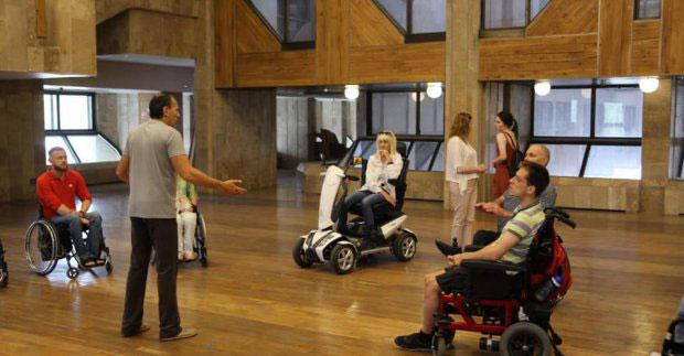 У Харкові стартували курси для учасників інклюзивного модельного агентства (ФОТО)