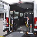 Служба з перевезення «Соціальне таксі» при Територіальному центрі соціального обслуговування м. Чортків